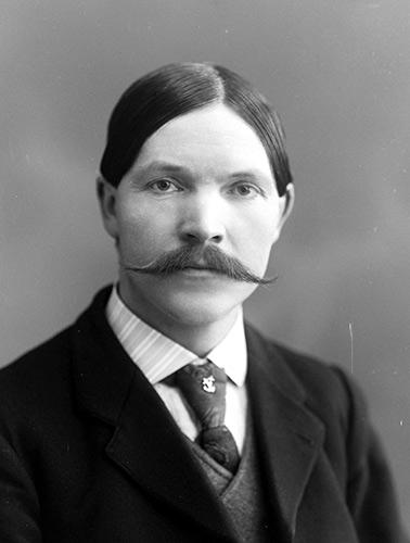 Fotograf Olaf Storegjerde